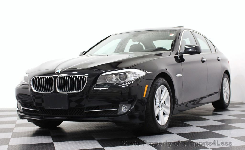 2013 BMW 5 Series CERTIFIED 528i xDRIVE AWD PREMIUM / CAMERA / NAVI - 15310263 - 0