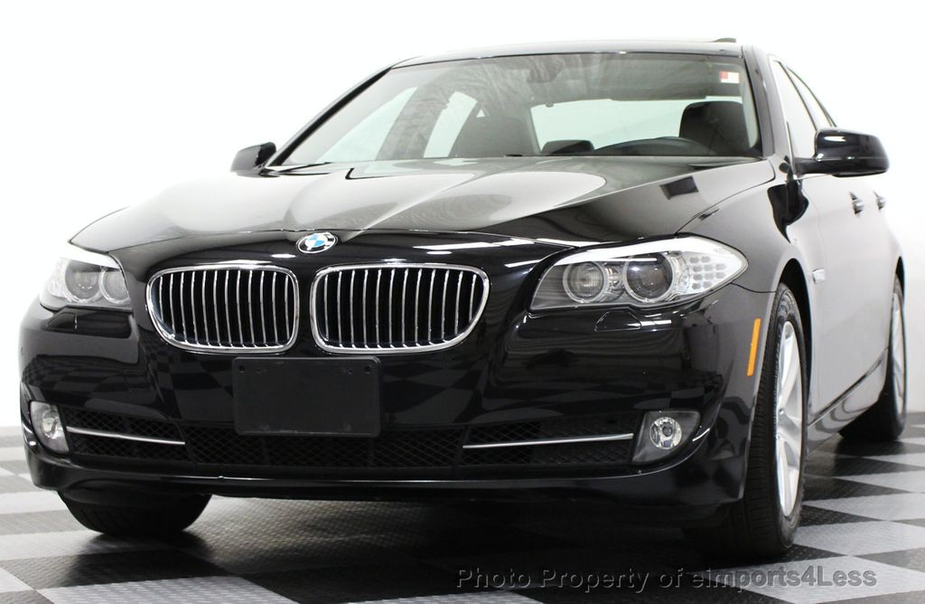 2013 BMW 5 Series CERTIFIED 528i xDRIVE AWD PREMIUM / CAMERA / NAVI - 15310263 - 13