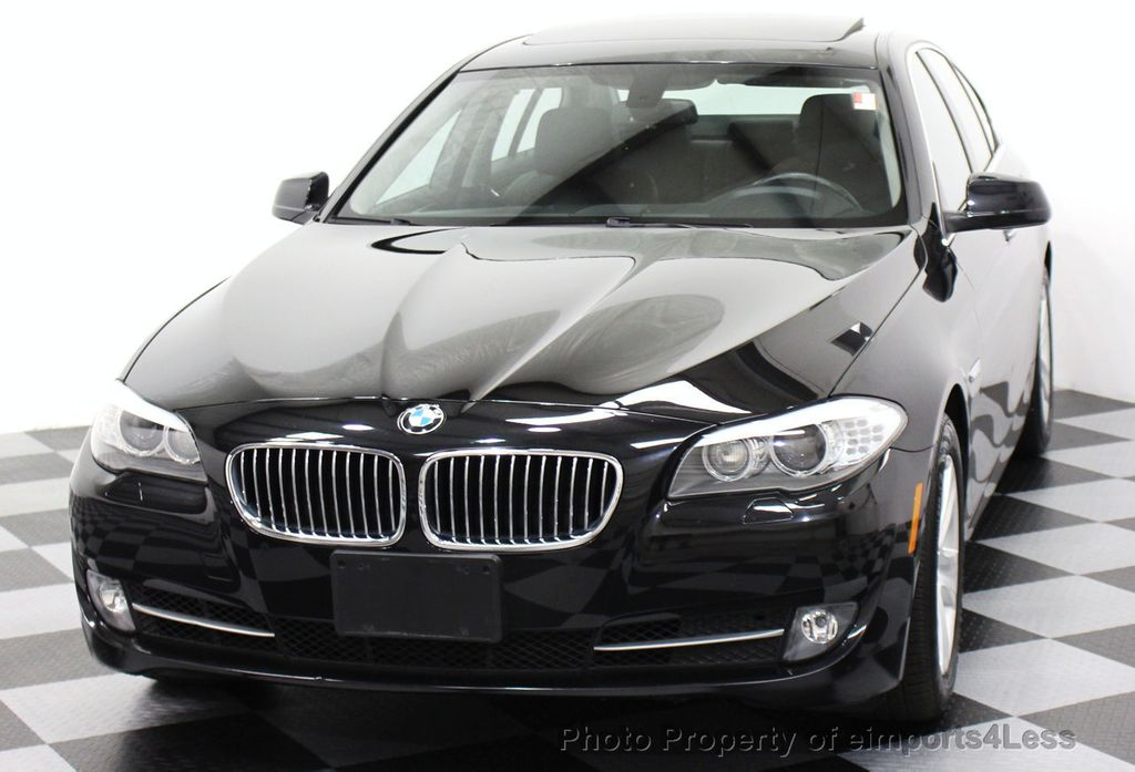 2013 BMW 5 Series CERTIFIED 528i xDRIVE AWD PREMIUM / CAMERA / NAVI - 15310263 - 14