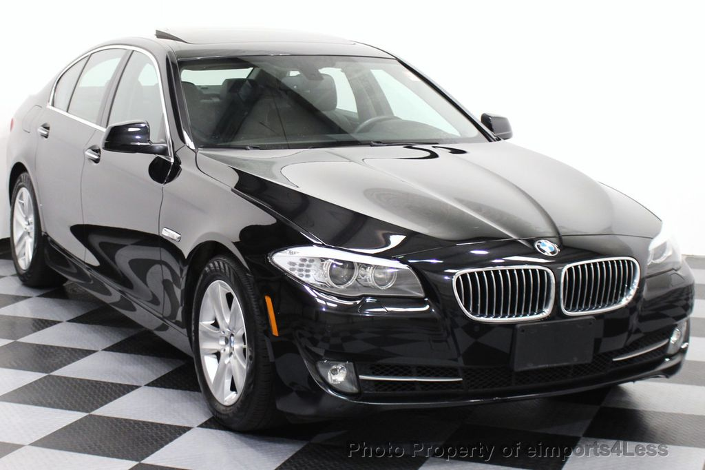 2013 BMW 5 Series CERTIFIED 528i xDRIVE AWD PREMIUM / CAMERA / NAVI - 15310263 - 16
