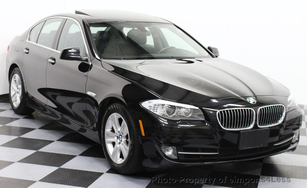 2013 BMW 5 Series CERTIFIED 528i xDRIVE AWD PREMIUM / CAMERA / NAVI - 15310263 - 17