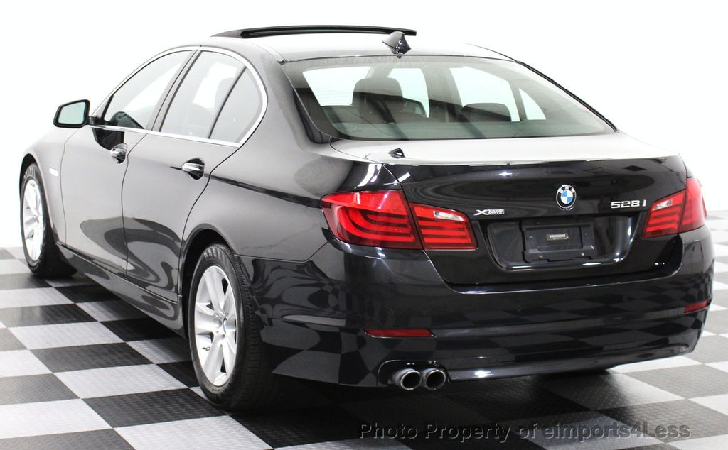 2013 BMW 5 Series CERTIFIED 528i xDRIVE AWD PREMIUM / CAMERA / NAVI - 15310263 - 18