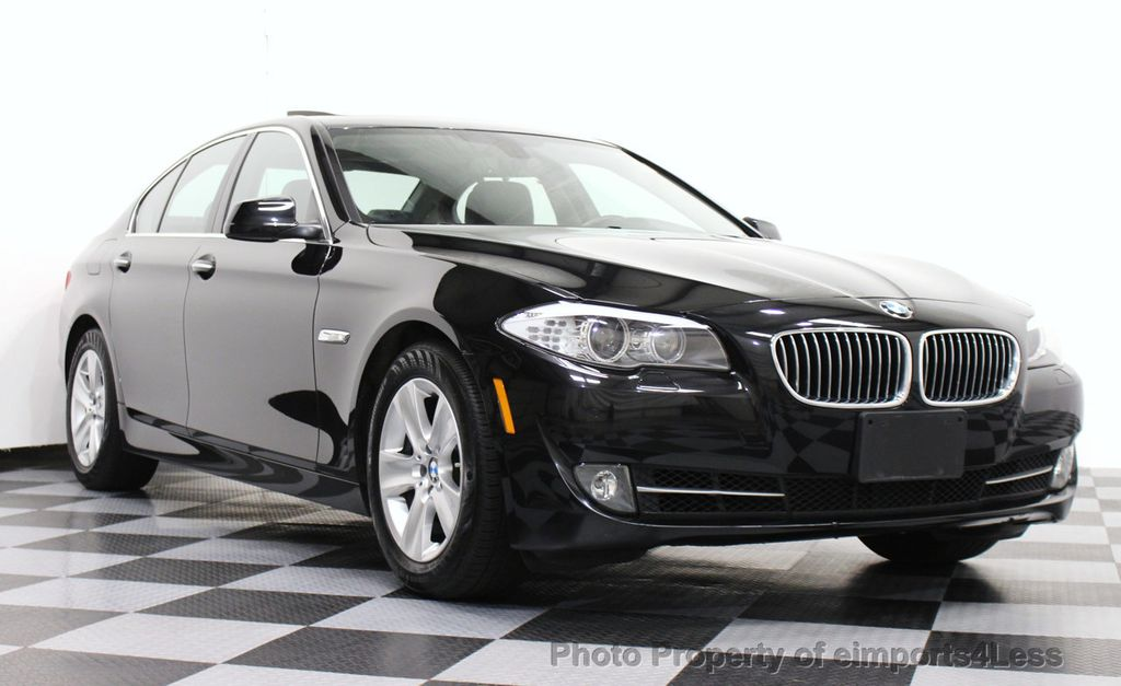 2013 Used Bmw 5 Series Certified 528i Xdrive Awd Premium