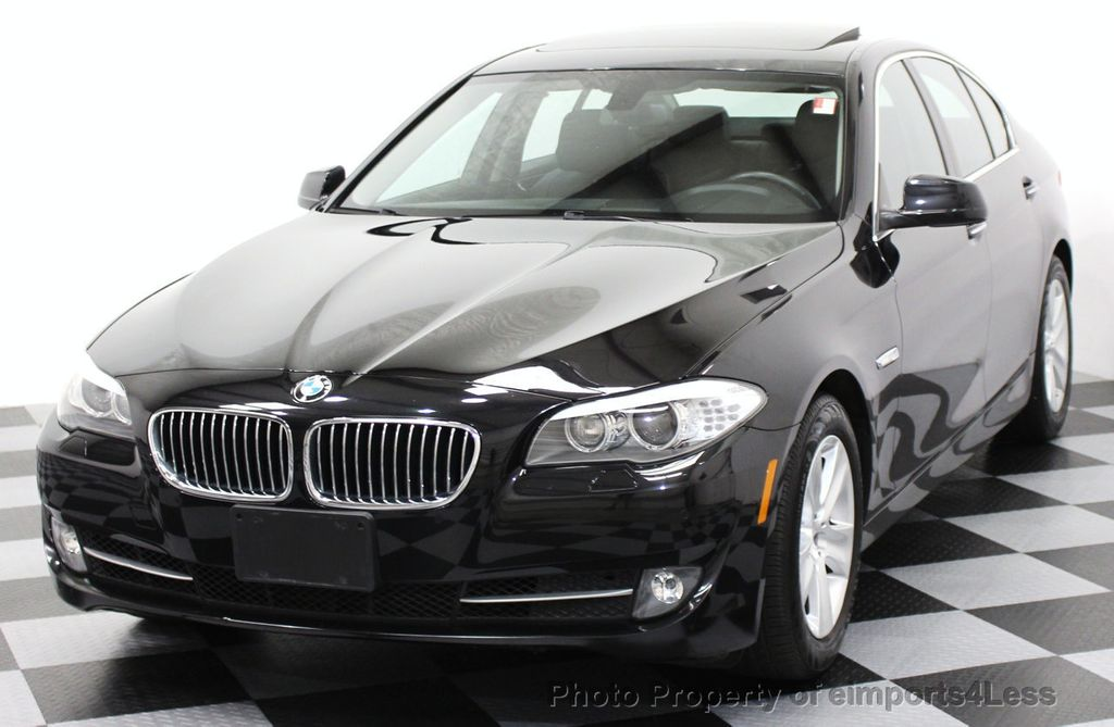 2013 BMW 5 Series CERTIFIED 528i xDRIVE AWD PREMIUM / CAMERA / NAVI - 15310263 - 25