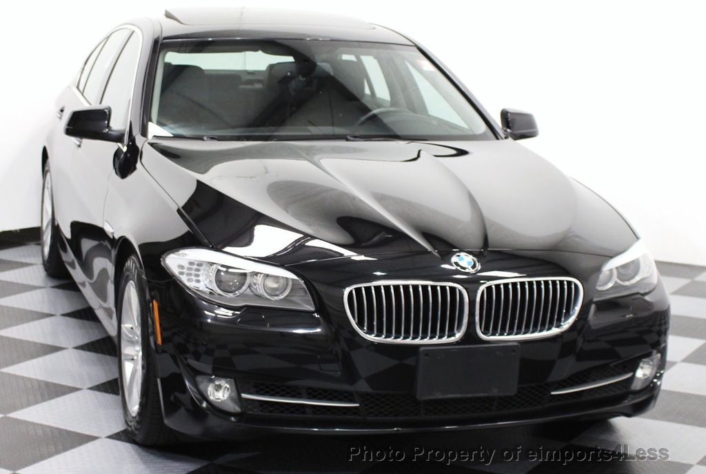 2013 BMW 5 Series CERTIFIED 528i xDRIVE AWD PREMIUM / CAMERA / NAVI - 15310263 - 26