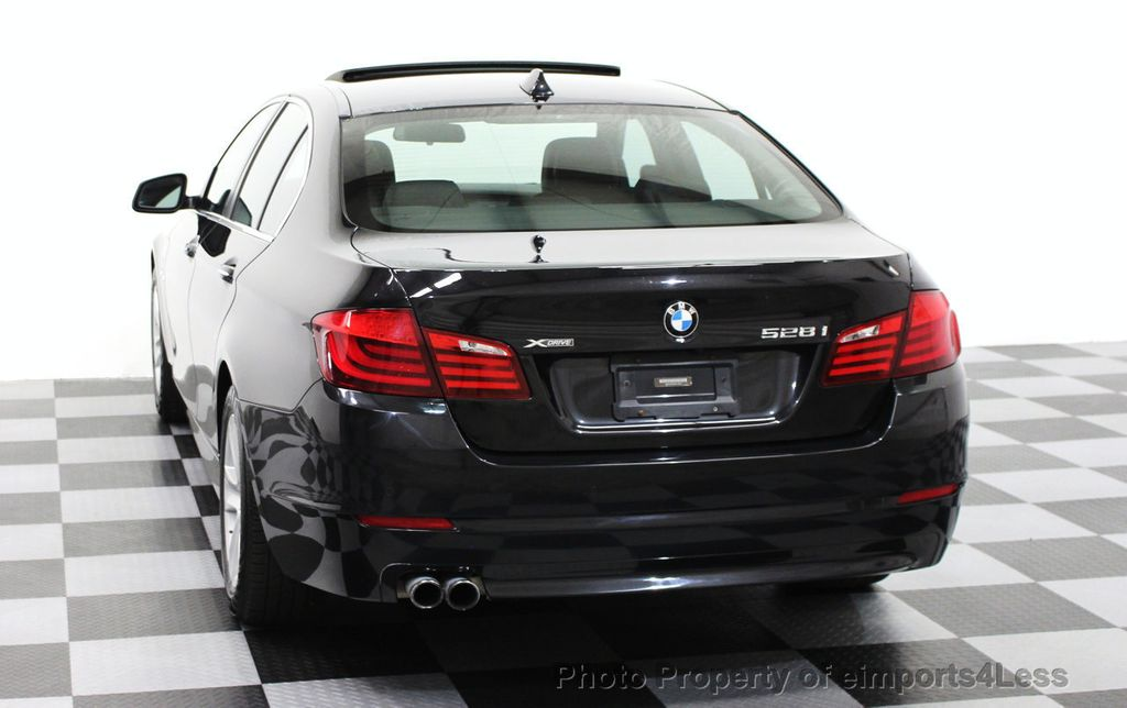 2013 BMW 5 Series CERTIFIED 528i xDRIVE AWD PREMIUM / CAMERA / NAVI - 15310263 - 2