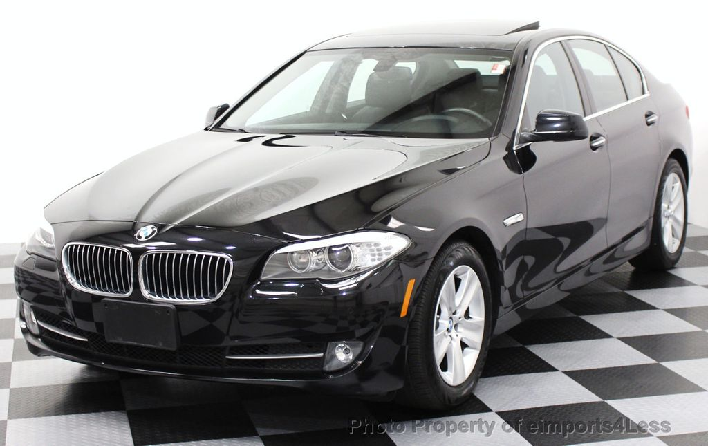 2013 BMW 5 Series CERTIFIED 528i xDRIVE AWD PREMIUM / CAMERA / NAVI - 15310263 - 50