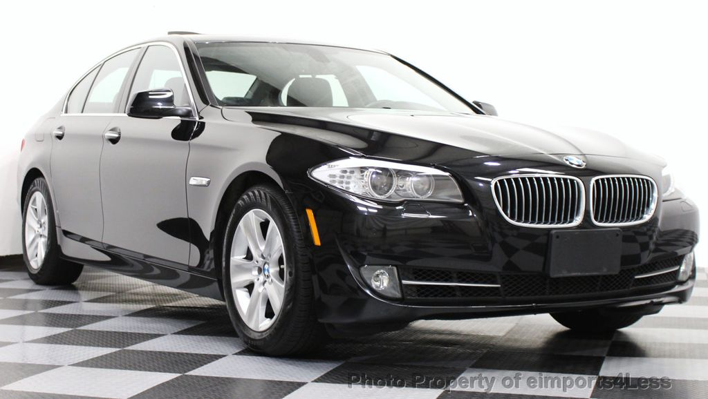 2013 BMW 5 Series CERTIFIED 528i xDRIVE AWD PREMIUM / CAMERA / NAVI - 15310263 - 51