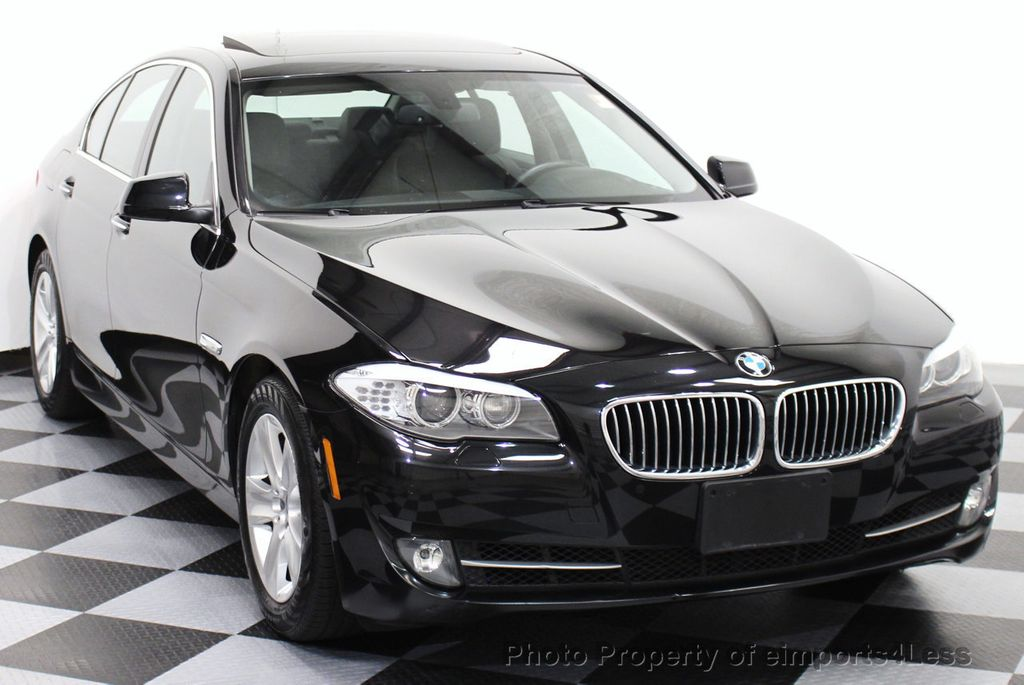 2013 BMW 5 Series CERTIFIED 528i xDRIVE AWD PREMIUM / CAMERA / NAVI - 15310263 - 58