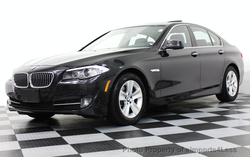 Used BMW Series CERTIFIED I XDRIVE AWD Sedan CAMERA - 2 door bmw 5 series