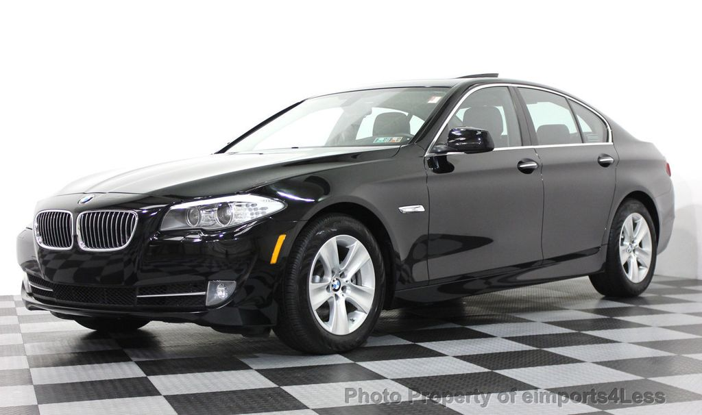 2013 BMW 5 Series CERTIFIED 528i xDRIVE AWD Sedan NAVIGATION - 15565745 - 0