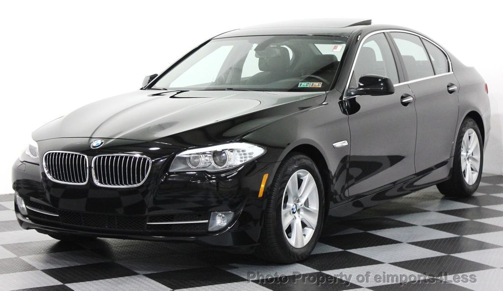 2013 BMW 5 Series CERTIFIED 528i xDRIVE AWD Sedan NAVIGATION - 15565745 - 13