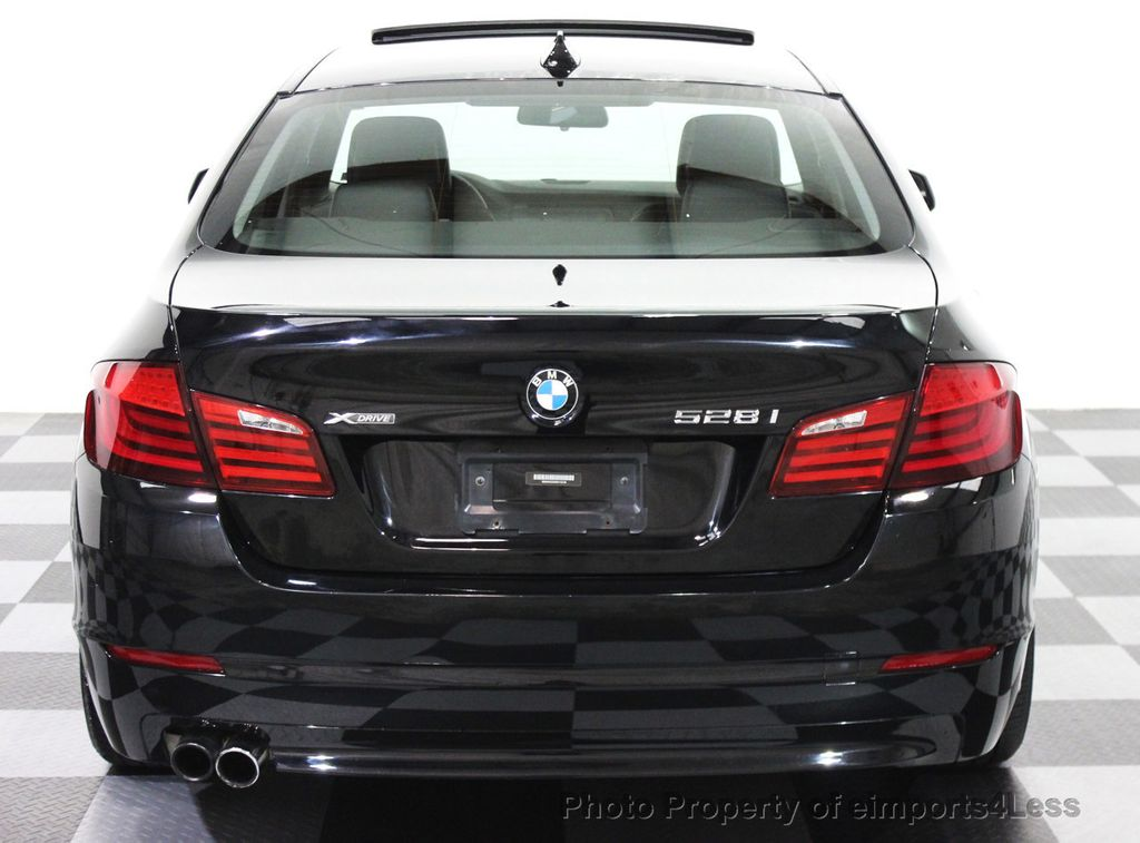 2013 BMW 5 Series CERTIFIED 528i xDRIVE AWD Sedan NAVIGATION - 15565745 - 17
