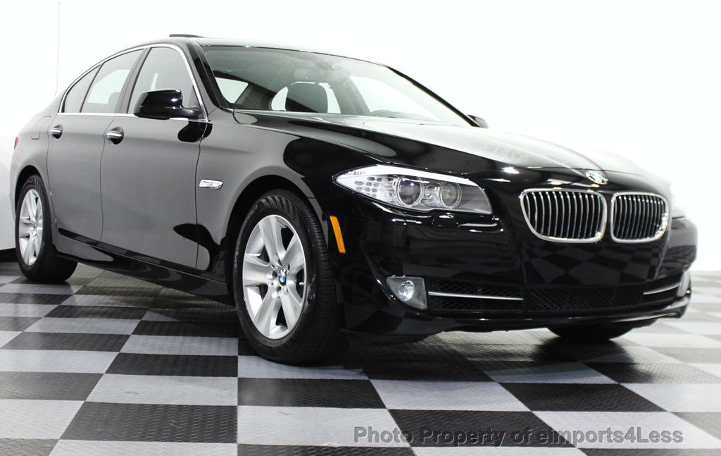 2013 BMW 5 Series CERTIFIED 528i xDRIVE AWD Sedan NAVIGATION - 15565745 - 1