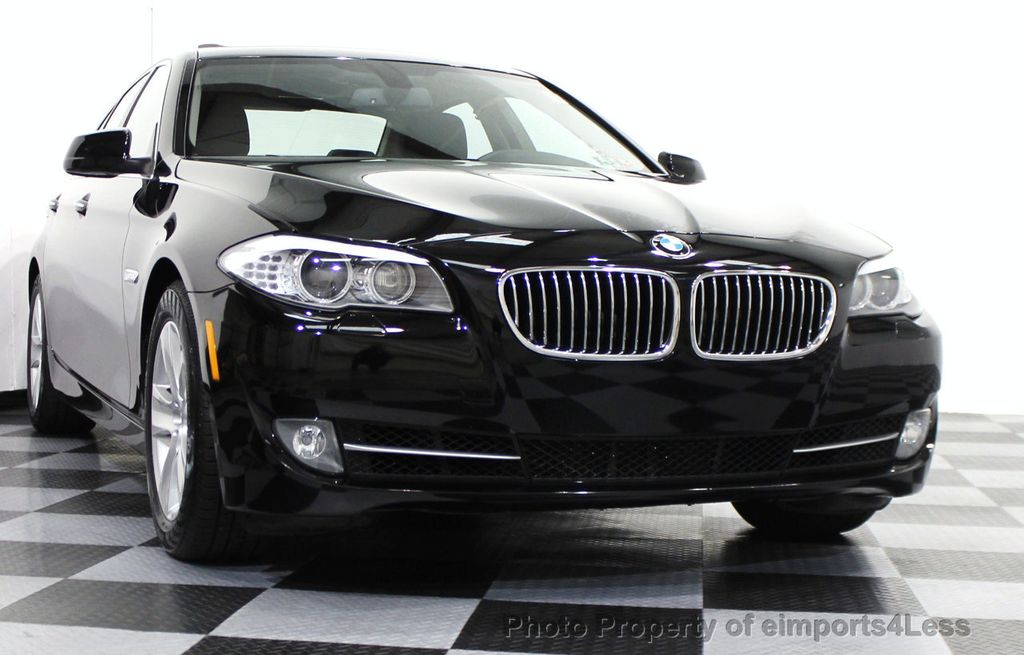 2013 BMW 5 Series CERTIFIED 528i xDRIVE AWD Sedan NAVIGATION - 15565745 - 23