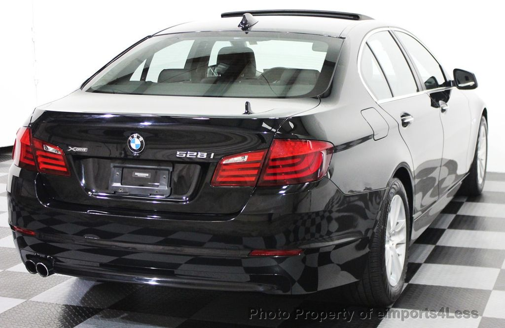 2013 BMW 5 Series CERTIFIED 528i xDRIVE AWD Sedan NAVIGATION - 15565745 - 26