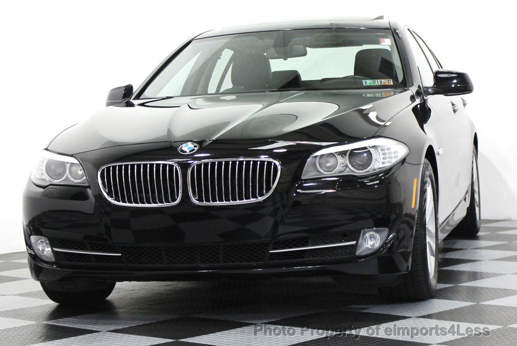 2013 BMW 5 Series CERTIFIED 528i xDRIVE AWD Sedan NAVIGATION - 15565745 - 39
