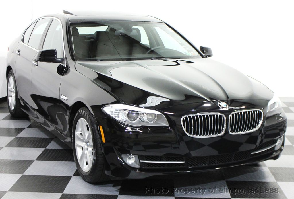 2013 BMW 5 Series CERTIFIED 528i xDRIVE AWD Sedan NAVIGATION - 15565745 - 40