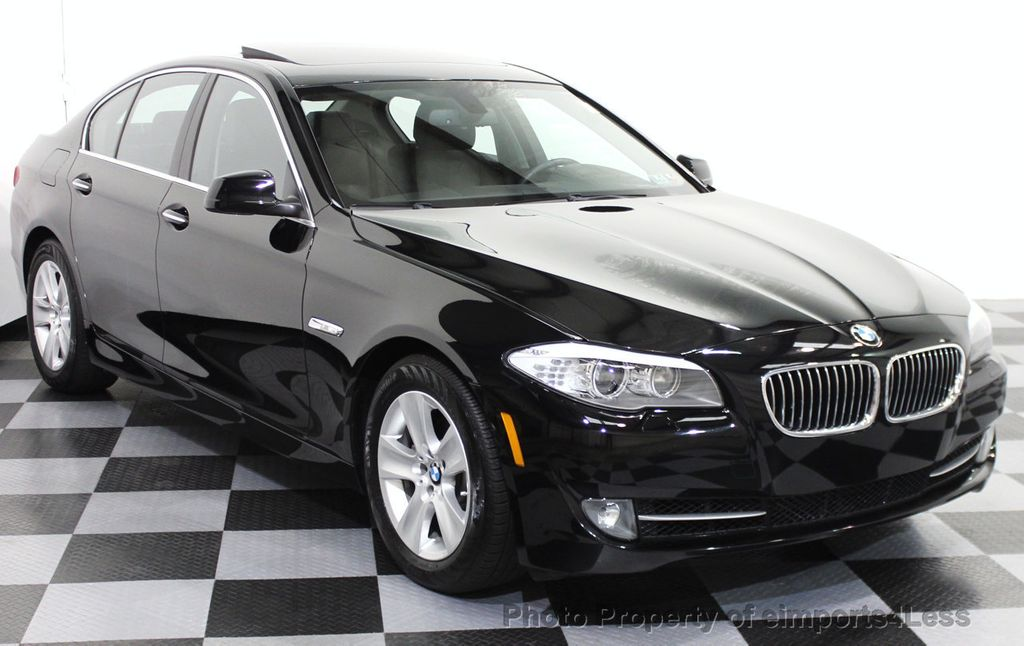 2013 BMW 5 Series CERTIFIED 528i xDRIVE AWD Sedan NAVIGATION - 15565745 - 41
