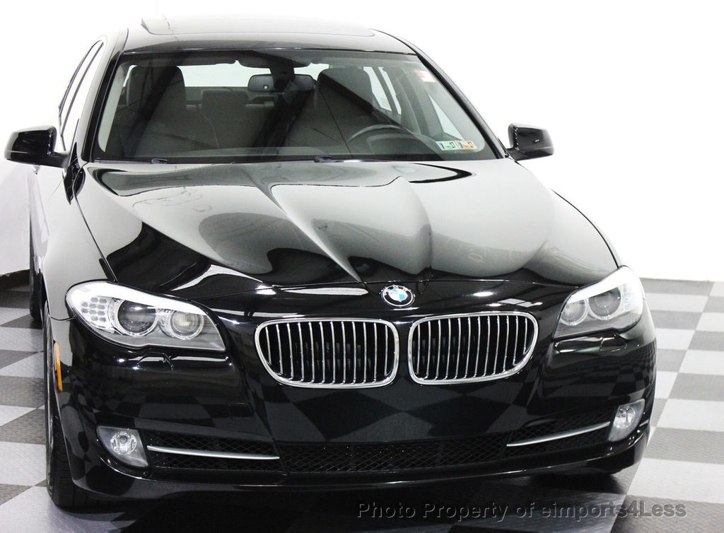 2013 BMW 5 Series CERTIFIED 528i xDRIVE AWD Sedan NAVIGATION - 15565745 - 45