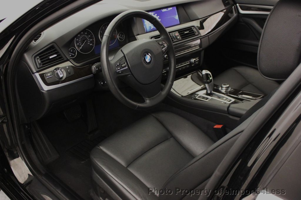 2013 BMW 5 Series CERTIFIED 528i xDRIVE AWD Sedan NAVIGATION - 15565745 - 5
