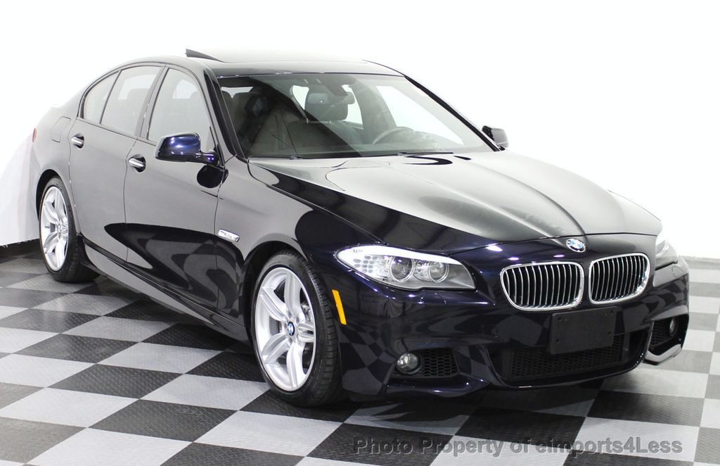2013 used bmw 5 series certified 535i m sport 6 speed. Black Bedroom Furniture Sets. Home Design Ideas