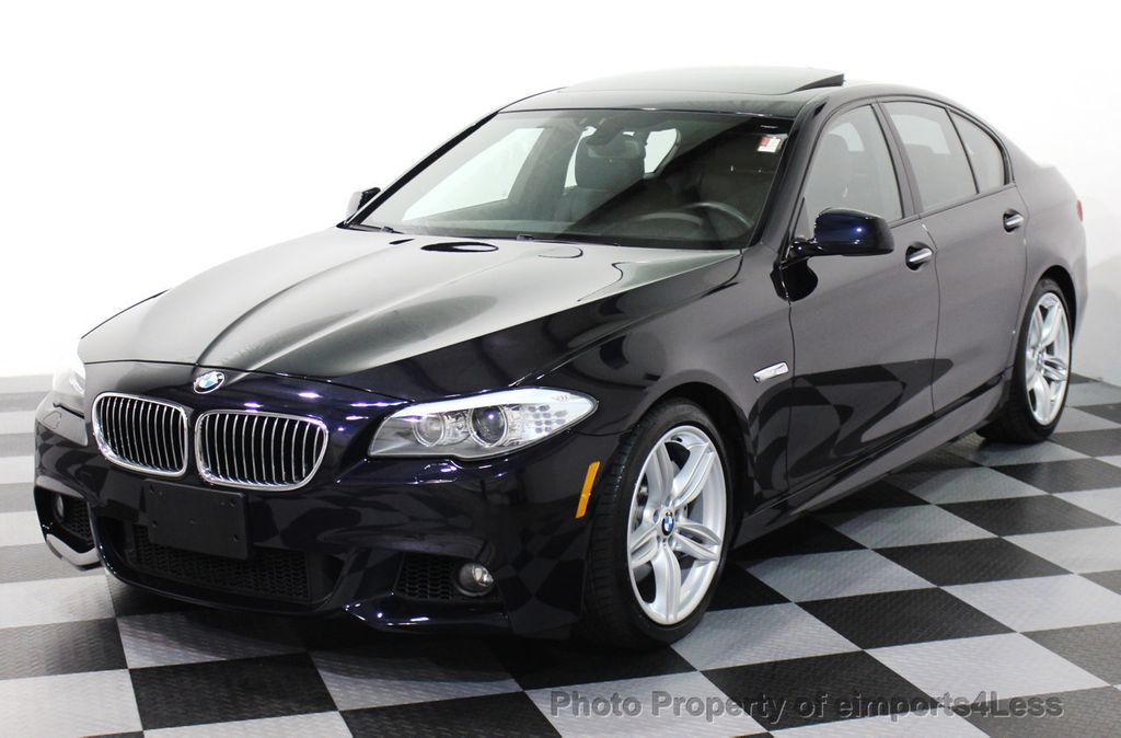 Bmw 535 Reviews >> 2013 Used BMW 5 Series CERTIFIED 535i M SPORT 6 SPEED MANUAL Sedan NAVIGATION at eimports4Less ...