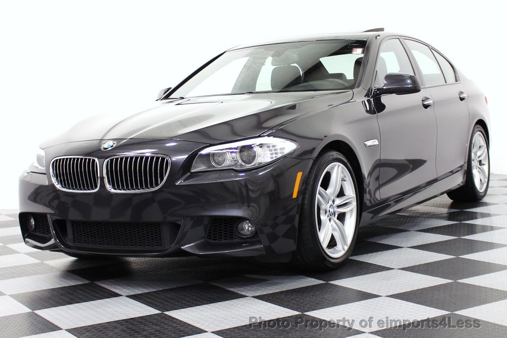Used BMW Series CERTIFIED I M SPORT PACKAGE NAVIGATION - 535i bmw price