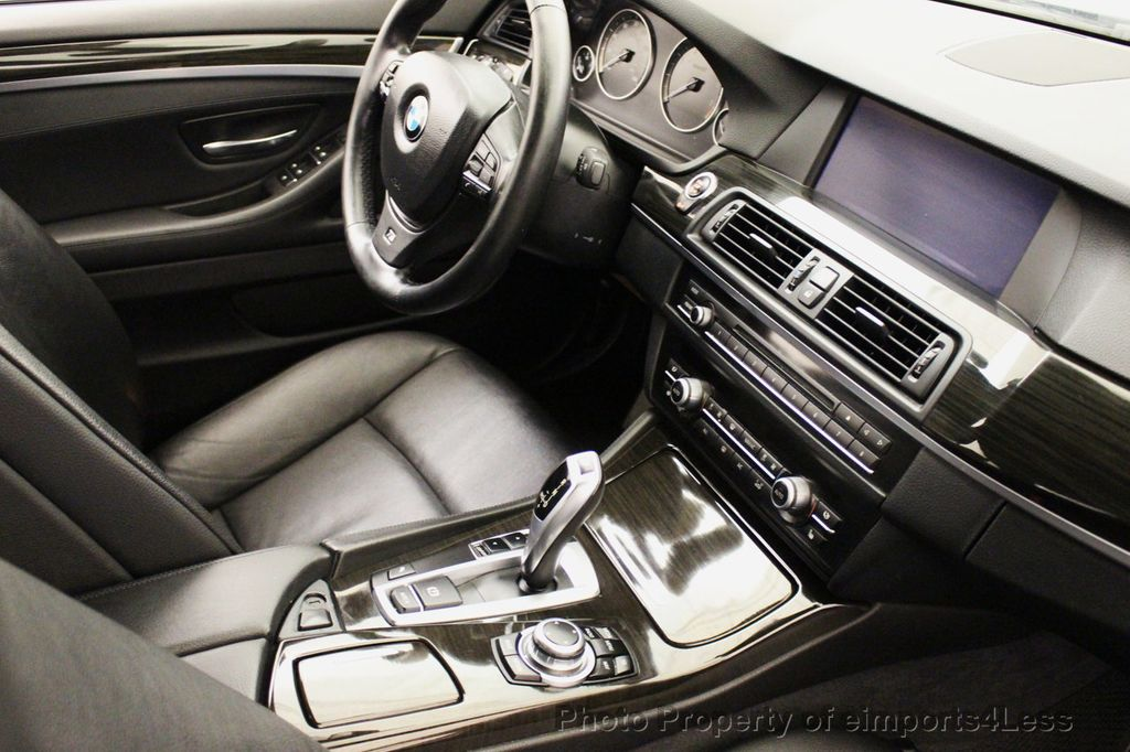 2013 Used BMW 5 Series CERTIFIED 535i M SPORT PACKAGE NAVIGATION