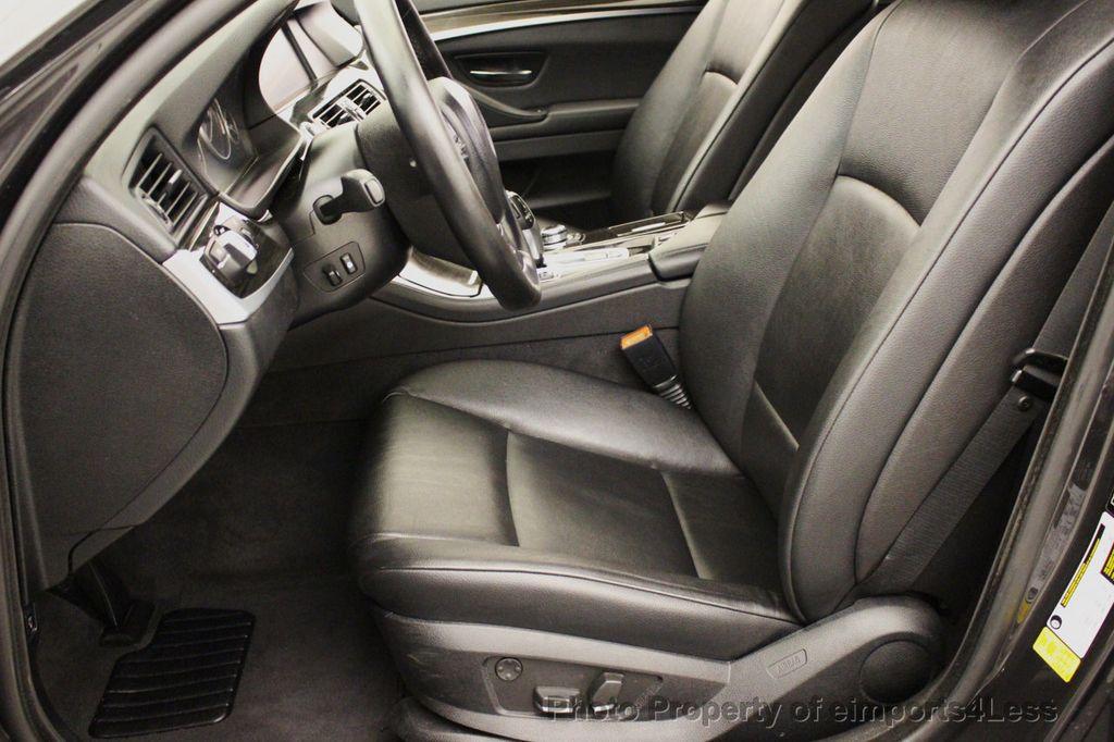 2013 BMW 5 Series CERTIFIED 535i M SPORT PACKAGE NAVIGATION