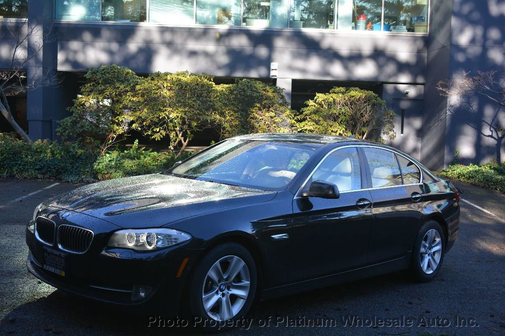 2013 BMW 5 Series ONE OWNER LIKE NEW LOADED NICEST SERVICED - 18448890 - 0