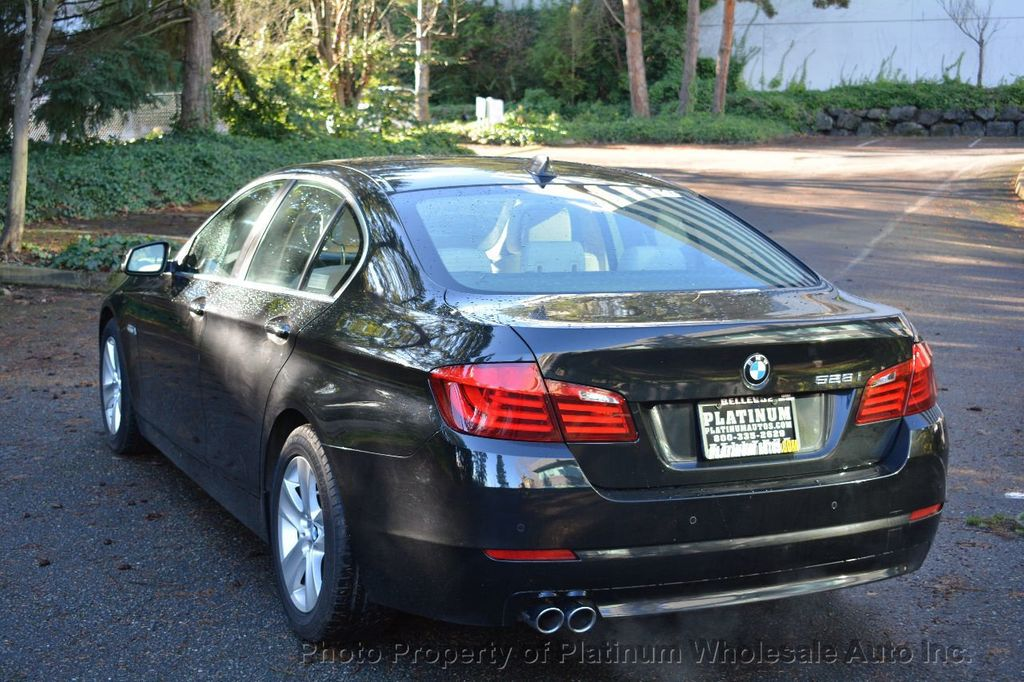 2013 BMW 5 Series ONE OWNER LIKE NEW LOADED NICEST SERVICED - 18448890 - 3