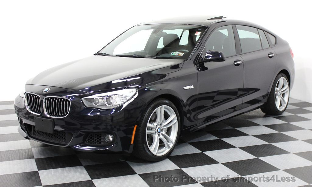 2013 used bmw 5 series gran turismo certified 535i gt gran turismo m sport navigation at