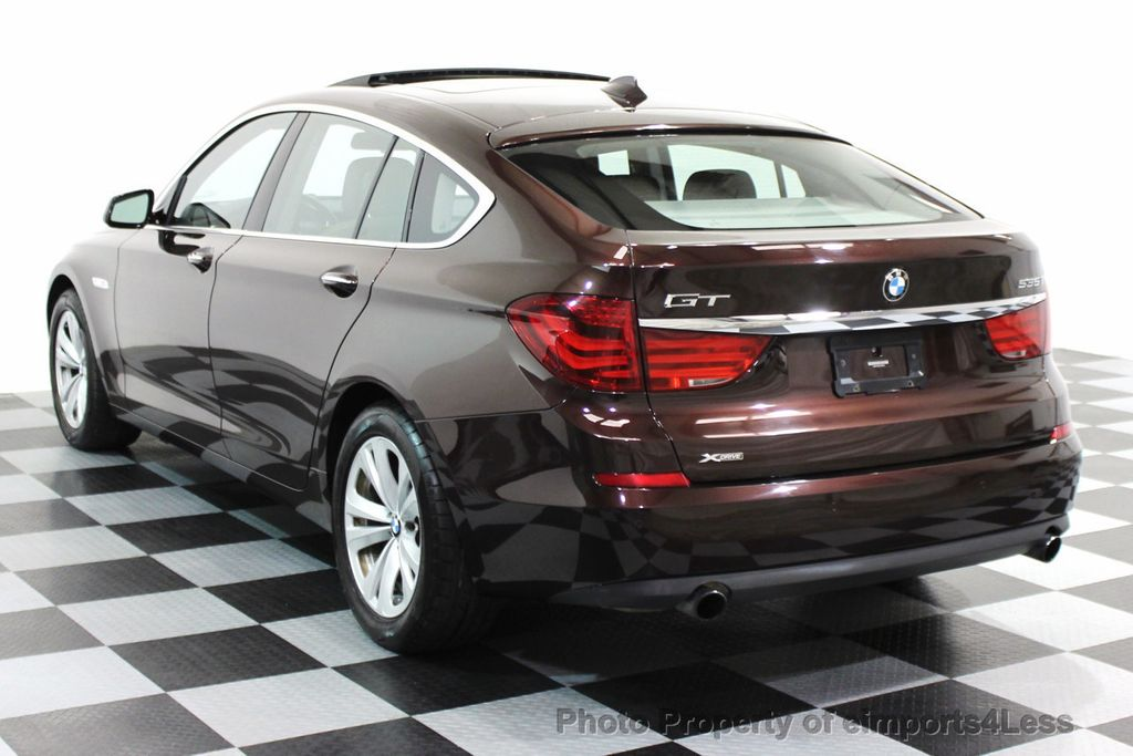 2013 Used BMW 5 Series Gran Turismo CERTIFIED 535i xDRIVE GT AWD