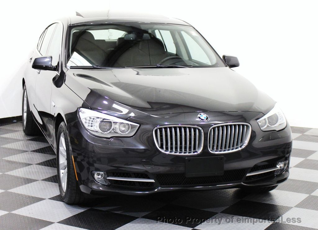 2013 used bmw 5 series gran turismo certified 550i gt xdrive awd driver assist navigation at. Black Bedroom Furniture Sets. Home Design Ideas