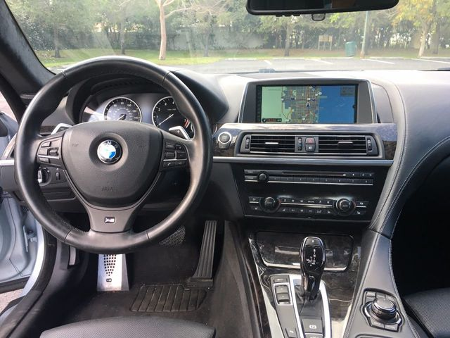 2013 BMW 6 Series 650i - Click to see full-size photo viewer