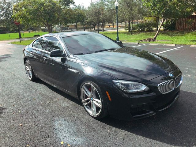 2013 BMW 6 Series 650i Gran - Click to see full-size photo viewer