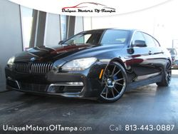 2013 BMW 6 Series - WBA6B2C54DDG66669