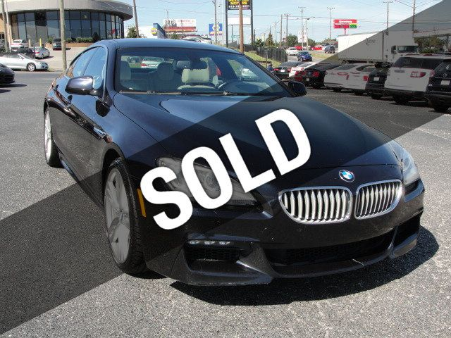 2013 BMW 6 Series BMW 650I-NAV-LEATHER-SUNROOF-HEATED SEATS-BACK UP CAMERA - 16875341 - 0