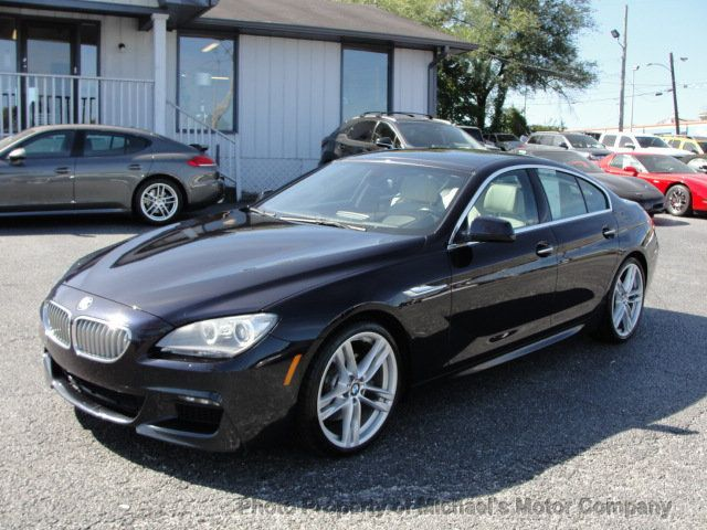 2013 BMW 6 Series BMW 650I-NAV-LEATHER-SUNROOF-HEATED SEATS-BACK UP CAMERA - 16875341 - 10