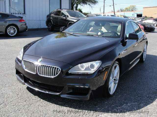 2013 BMW 6 Series BMW 650I-NAV-LEATHER-SUNROOF-HEATED SEATS-BACK UP CAMERA - 16875341 - 11