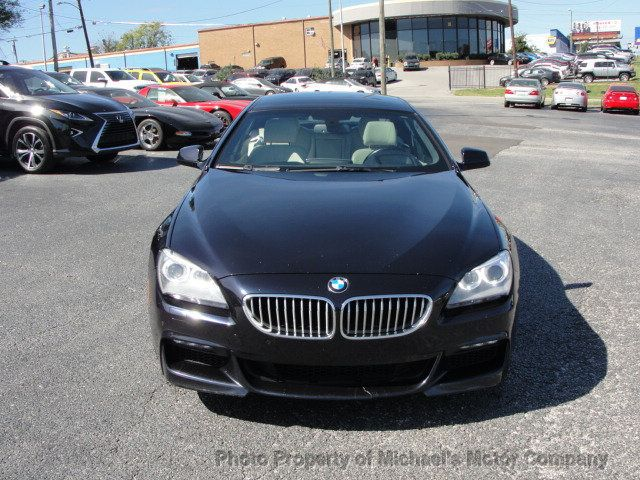 2013 BMW 6 Series BMW 650I-NAV-LEATHER-SUNROOF-HEATED SEATS-BACK UP CAMERA - 16875341 - 12