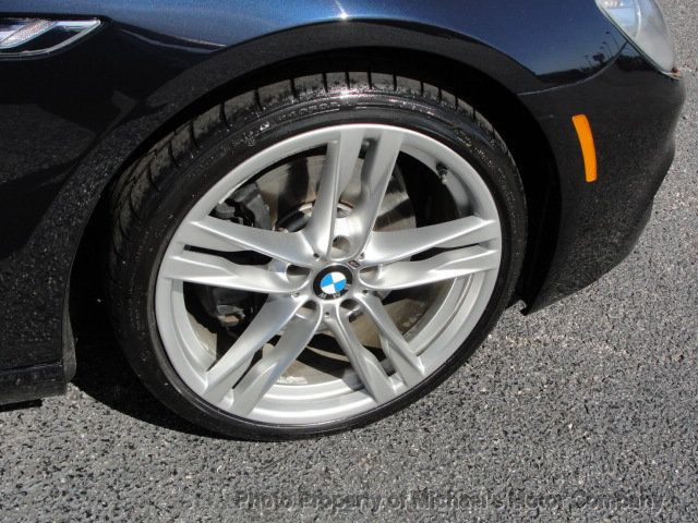 2013 BMW 6 Series BMW 650I-NAV-LEATHER-SUNROOF-HEATED SEATS-BACK UP CAMERA - 16875341 - 13