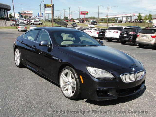 2013 BMW 6 Series BMW 650I-NAV-LEATHER-SUNROOF-HEATED SEATS-BACK UP CAMERA - 16875341 - 1