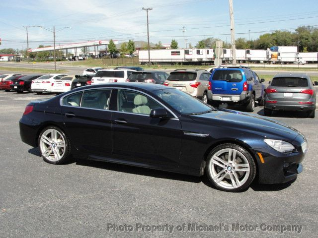 2013 BMW 6 Series BMW 650I-NAV-LEATHER-SUNROOF-HEATED SEATS-BACK UP CAMERA - 16875341 - 2