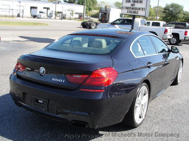 2013 BMW 6 Series BMW 650I-NAV-LEATHER-SUNROOF-HEATED SEATS-BACK UP CAMERA - 16875341 - 5