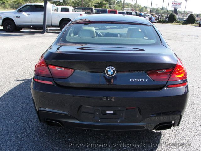 2013 BMW 6 Series BMW 650I-NAV-LEATHER-SUNROOF-HEATED SEATS-BACK UP CAMERA - 16875341 - 6