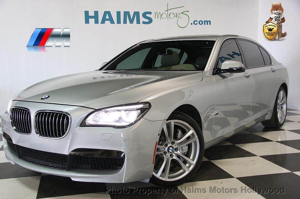 2013 Used BMW 7 Series 750Li at Haims Motors Serving Fort Lauderdale ...