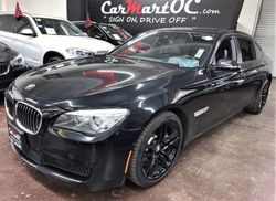 2013 BMW 7 Series - WBAYE8C54DDE22037