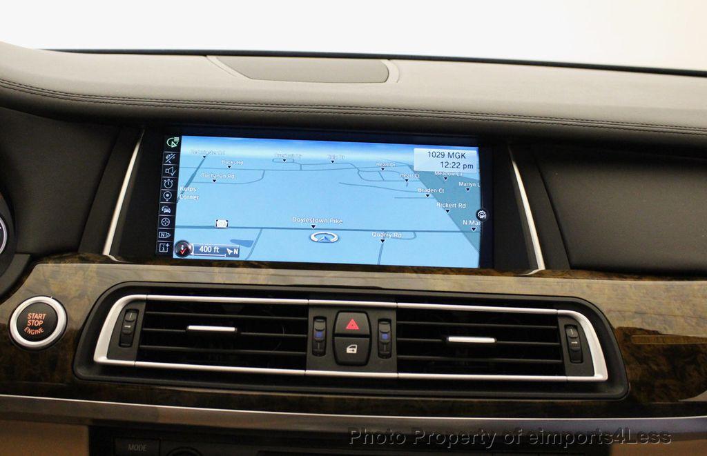 2013 BMW 7 Series CERTIFIED 760Li V12 M Sport Package LEDs CAMERA NAVI - 18240933 - 9